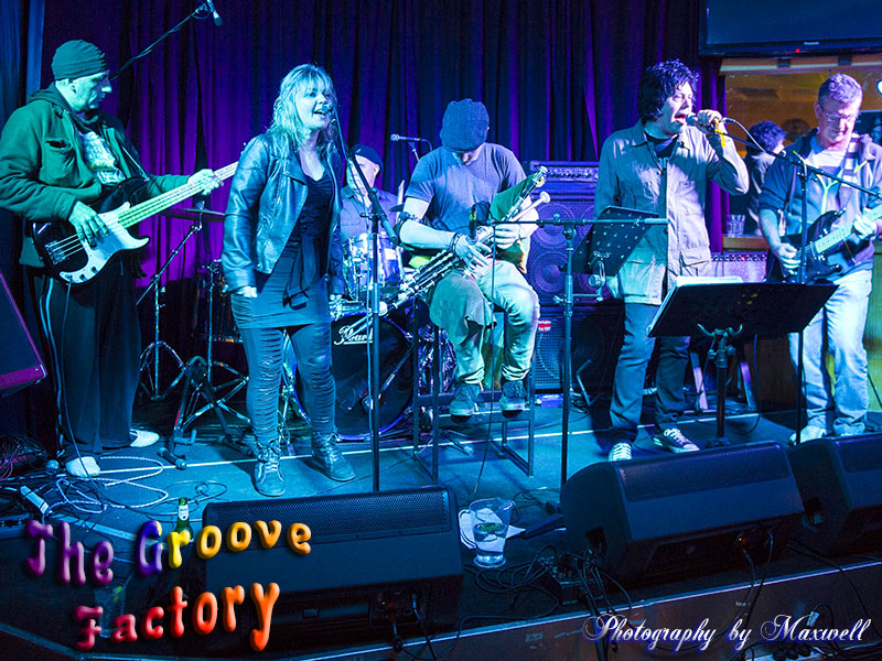 Groove Factory - Thursday Nights